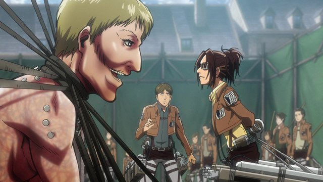 attack on titan episode 55