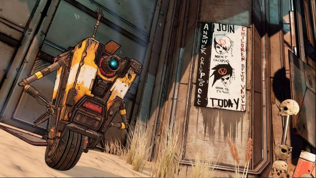 borderlands 3 claptrap voice actor randy pitchford