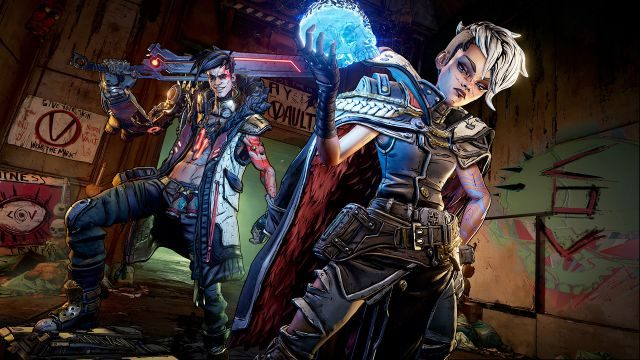 borderlands 3 gameplay reveal, September 2019 Games
