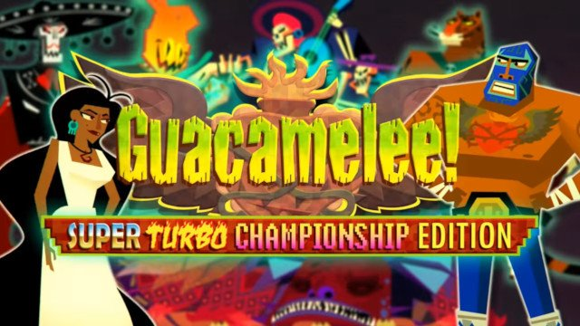 guacamelee super turbo championship edition free