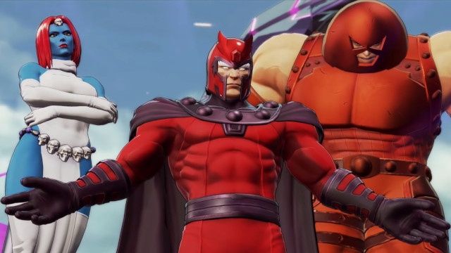 marvel ultimate alliance 3 x-men characters
