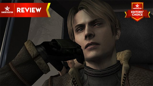 resident evil 4 switch review