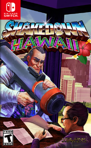 Box art - Shakedown: Hawaii