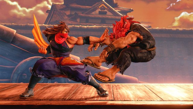 street fighter 5 patch notes update version 05.001 balance adjustments