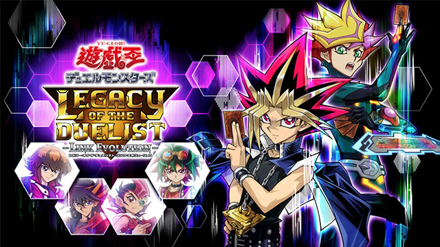 Yu-Gi-Oh Switch release date announced