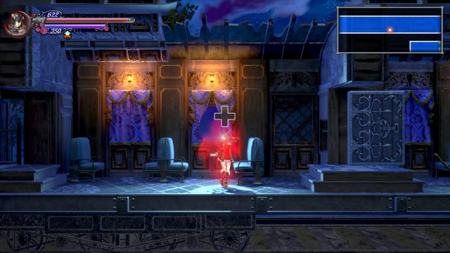 Bloodstained Ritual of the Night Demon 44 location