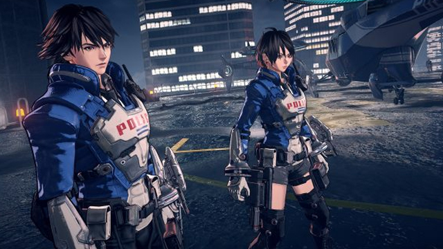 Astral Chain gameplay trailer