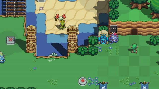 Cadence of Hyrule Lute location