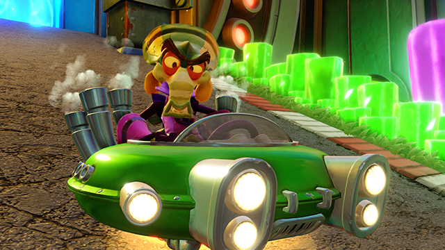 Crash Team Racing Nitro-Fueled Time Trial times | N  Tropy and Oxide