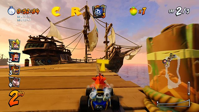 Crash Team Racing Nitro-Fueled CTR Token Locations