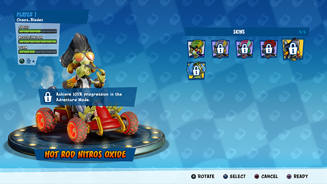 Crash Team Racing 101% | How to get 101% in CTR: Nitro-Fueled