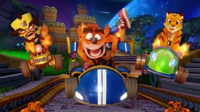 Crash Team Racing Nitro-Fueled 1.02 update patch notes