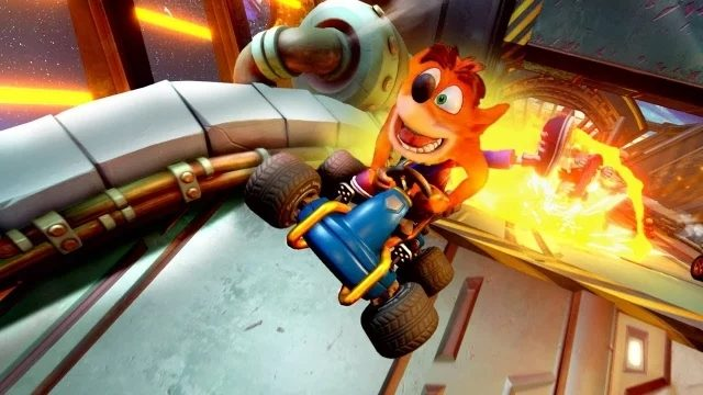 Crash Team Racing Nitro-Fueled Character List