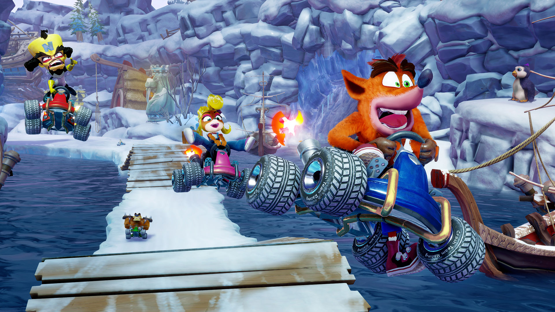 Crash Team Racing Nitro-Fueled Unlock Time