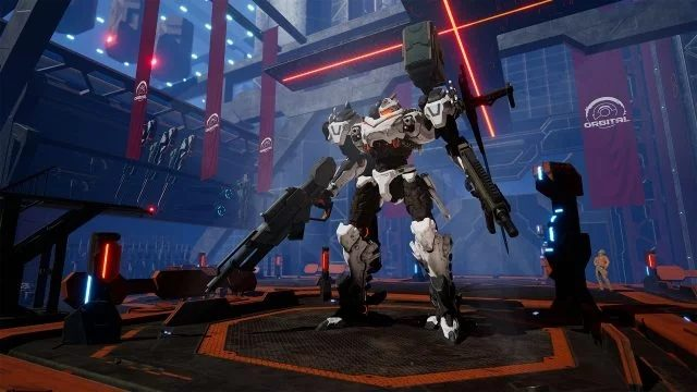 Daemon X Machina Multiplayer