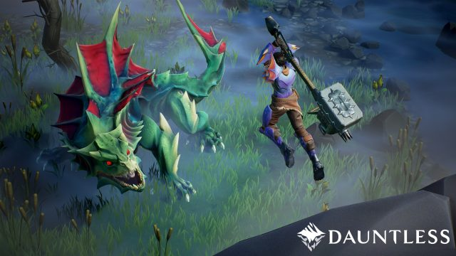 Dauntless Switch Release Date