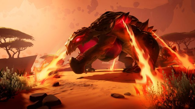 Dauntless - Get the Molten Edict Exotic Hammer - Charrogg Behemoth