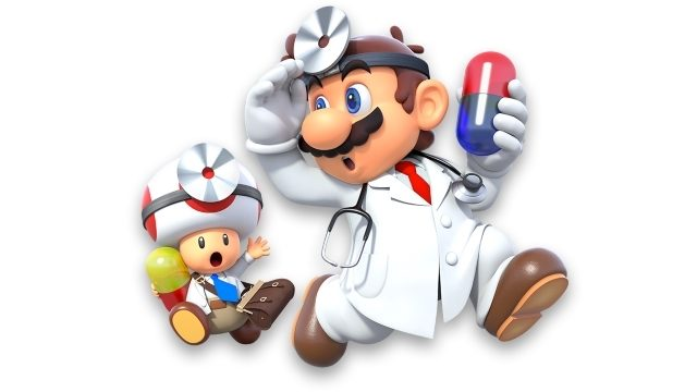 Dr. Mario World Switch
