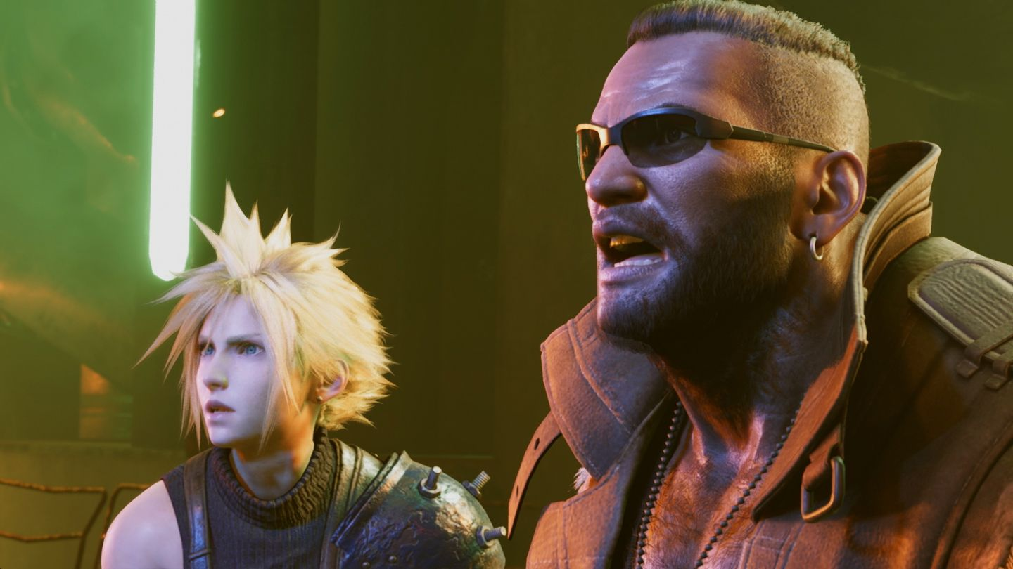 Final Fantasy 7 Remake Voice Actors