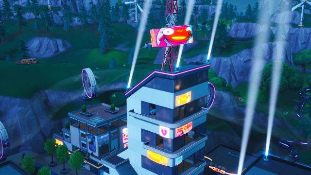 Fortbyte 100 Location tallest building
