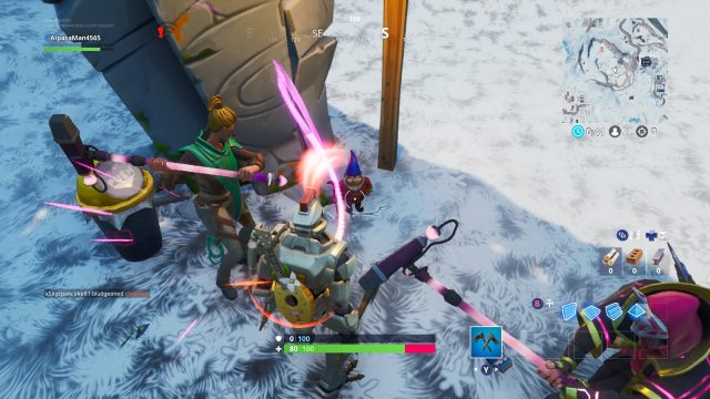 Fortnite Fortbyte 48 Location