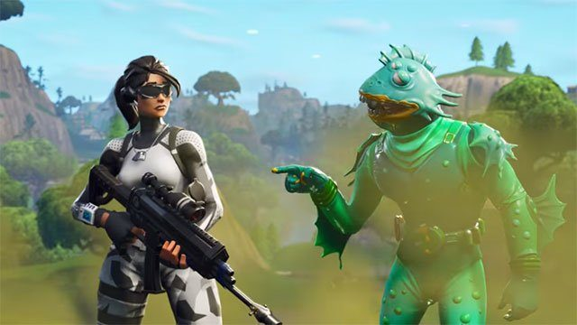 Fortnite 2.25 Update Patch Notes
