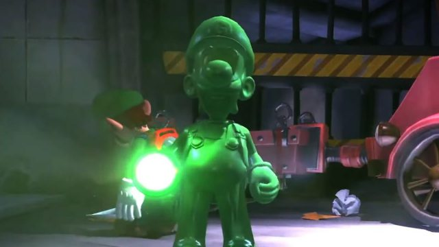 Luigi's Mansion 3 Preview E3 2019 Gooigi