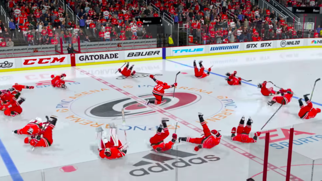 NHL 20 Battle Royale