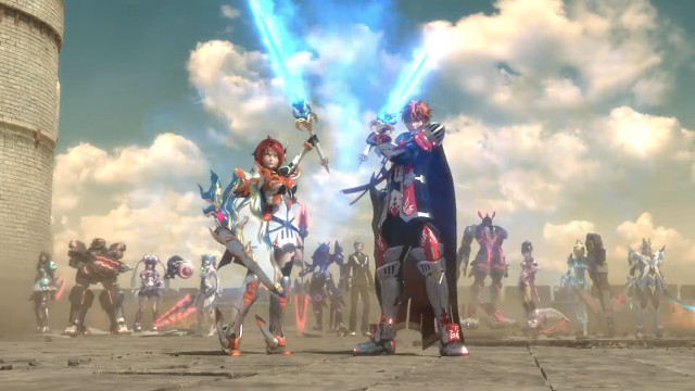 Phantasy Star Online 2 PS4