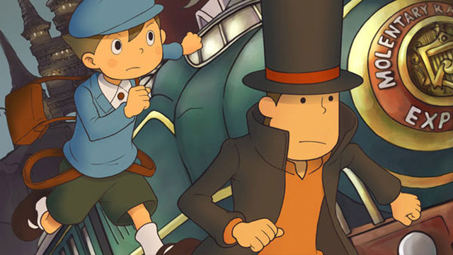 Professor Layton announcement teased by Level-5 at Anime Expo 2019