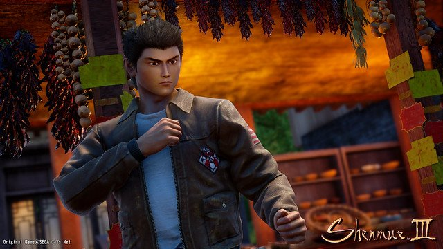 Shenmue 3 Epic Games Store exclusive