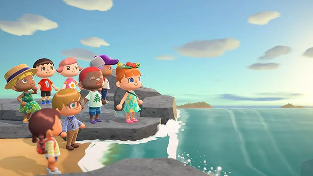 Animal Crossing New Horizons won't support cloud saves