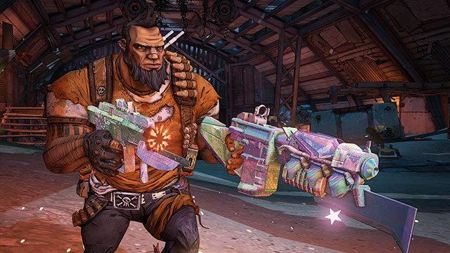 Borderlands 2 Commander Lilith new loot tier