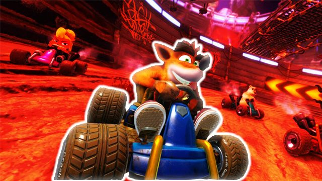 ctr nitro fueled difficult