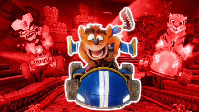 crash team racing nitro fueled difficult