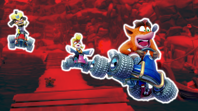 crash team racing nitro fueled too difficult