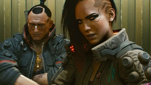 Cyberpunk 2077 romance confirmed to be similar to the Witcher 3