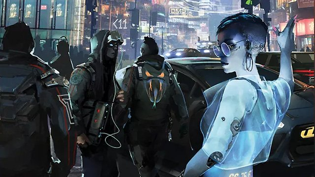 Cyberpunk 2077 tabletop prequel coming soon