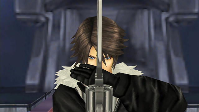 Final Fantasy 8 remaster music will be from the PSX original