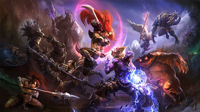 League of Legends may have been blocked in Iran