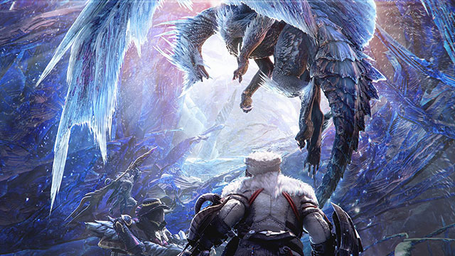 Monster Hunter: World Iceborne beta test coming to PlayStation 4