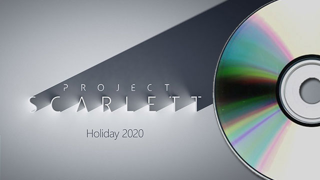 Project Scarlett supports physical media