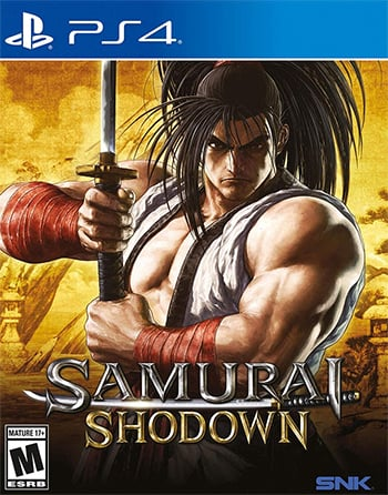 Box art - Samurai Shodown (2019)