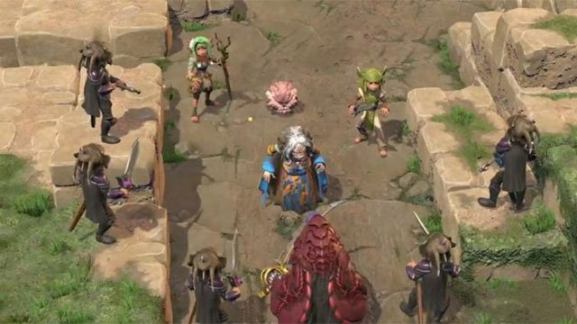 The Dark Crystal Age of Resistance Tactics revealed for Switch.