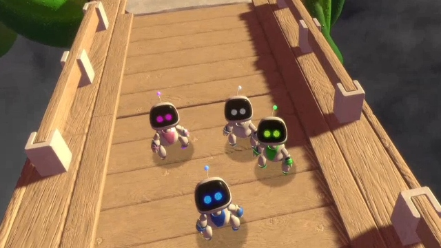 Astro Bot Rescue Mission multiplayer tested before launch but scrapped in favor of VR