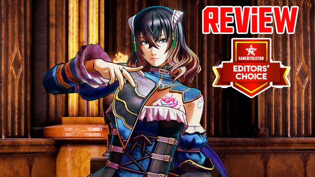 Bloodstained Ritual of the Night Review Miriam Editor's Choice