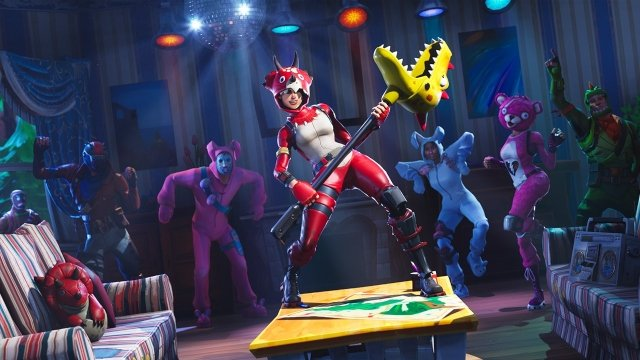 Child Fortnite streamer plays to raise money for dads cancer treatment