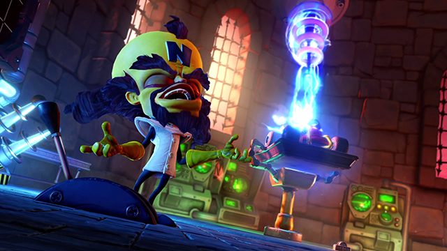 Crash Team Racing Nitro-Fueled 1.04 Update Patch Notes