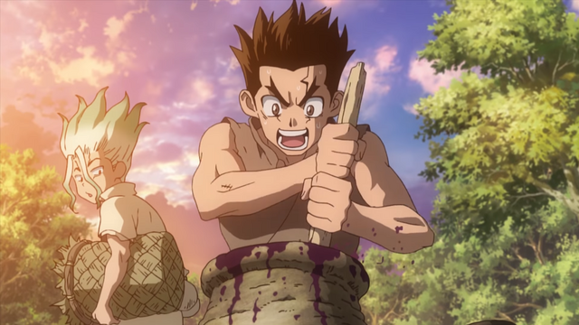 Dr. Stone Episode 2 Air Date