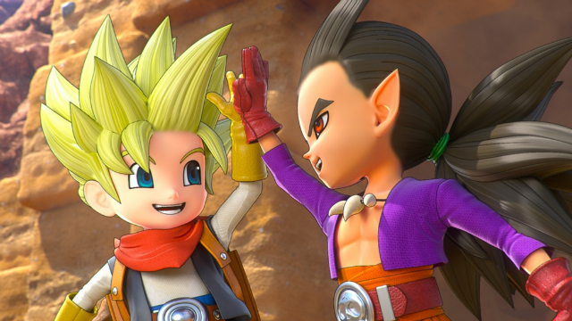 Dragon Quest Builders 2 Autosave and Manual Save How saving works in DQB2
